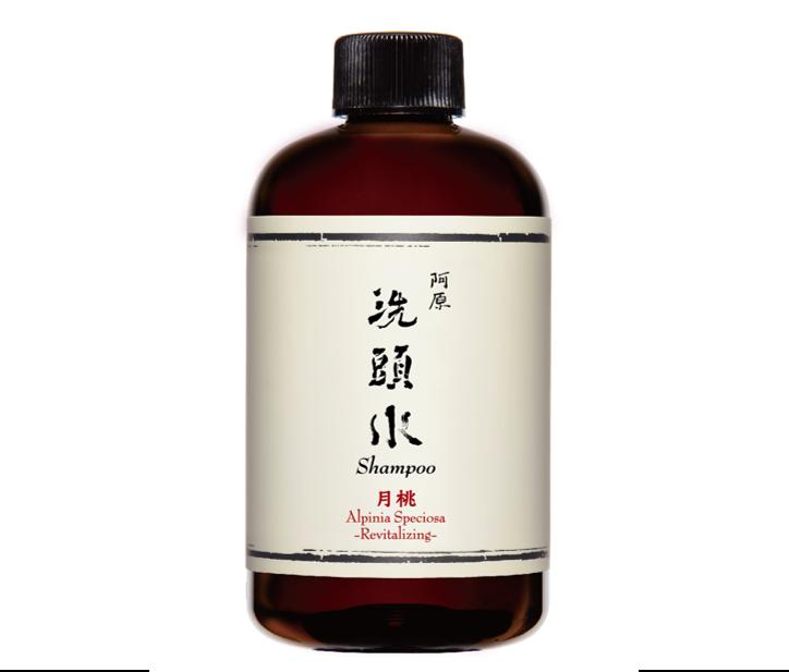 Yuan Alpinia Speciosa (月桃) Revitalising Shampoo