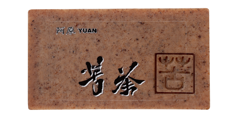 Yuan Bitter Tea (苦茶) Gentle Soap