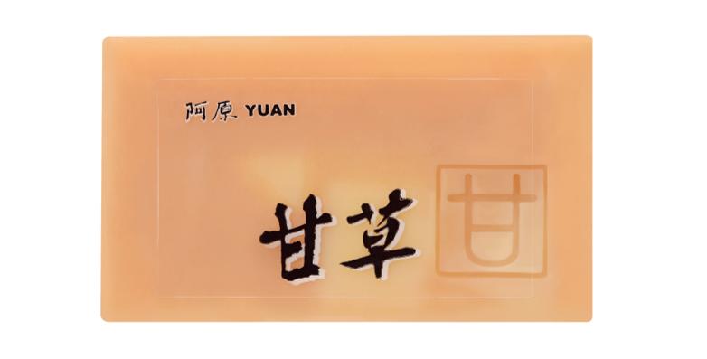 Yuan Liquorice (甘草) Hair Soap