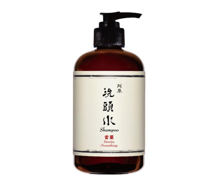Yuan Swertia (当药) Nourishing Shampoo