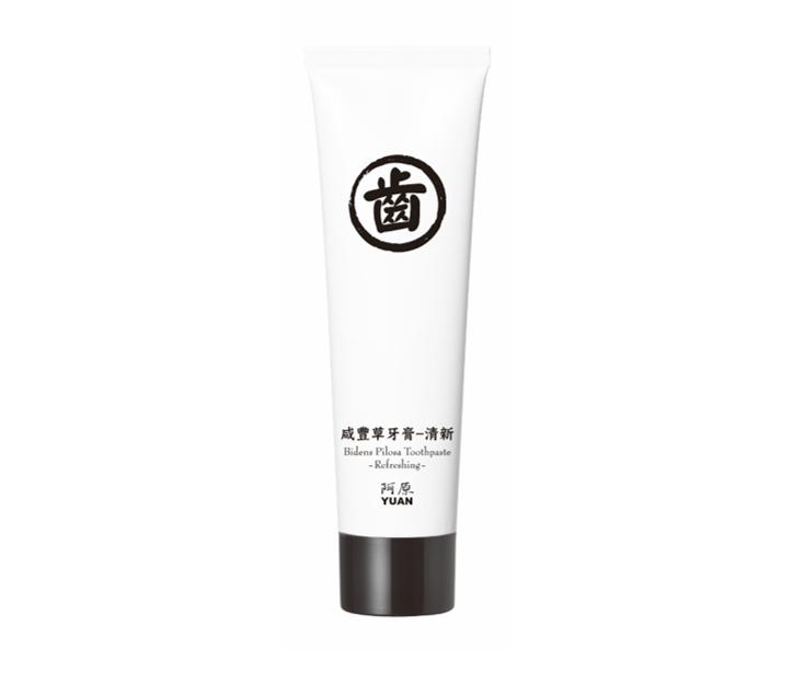 Yuan Bidens Pilosa (咸丰草) Refreshing Toothpaste