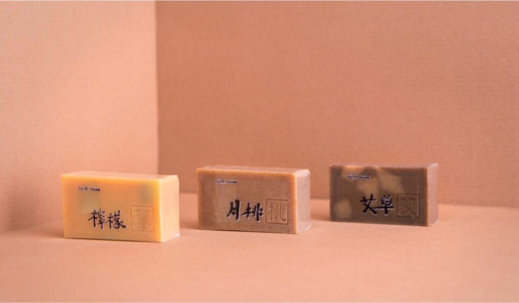complete your skin regimen with yuan handmade soaps
