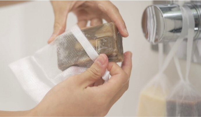 how to use mugwort soap